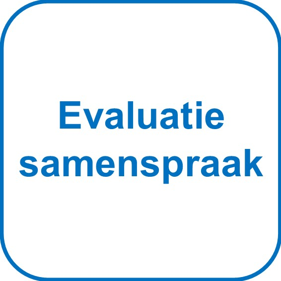 Evaluatie samenspraak